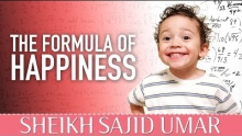 The Formula Of Happiness ᴴᴰ ┇ Islamic Reminder ┇ by Sheikh Sajid Umar ┇ TDR Production ┇