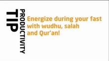 Energize Your Day With Wudhu, Salah & Quran ᴴᴰ ┇ Ramadan Reminder 2013 ┇ The Daily Reminder ┇
