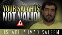 3 Nullifiers Of Salah - A Dire Warning! ᴴᴰ ┇ Must Watch ┇ by Ustadh Ahmad Saleem ┇ TDR Production ┇