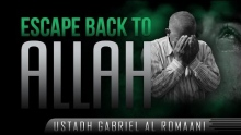 Escape Back To Allah! ᴴᴰ ┇ #Hope ┇ by Ustadh Gabriel Al Romaani ┇ TDR Production ┇