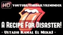 The Tongue - A Recipe For Disaster! ᴴᴰ ┇ Amazing Reminder ┇ Ustadh Kamal El Mekki ┇ TDR Production ┇