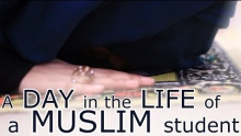 A Day In The Life Of A Muslim Student [Documentary]