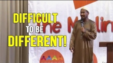 Difficult to be different! - Kamal El Mekki