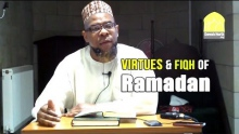 The Virtues & Fiqh of Ramadan - Abu Usamah At-Thahabi