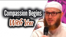 Compassion Begins With You - Dr. Muhammad Salah