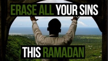 #Ramadan - ERASE ALL YOUR SINS - Abdulbary Yahya