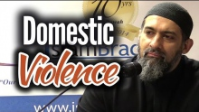 Domestic Violence -  Alyas Karmani