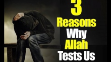 3 Reasons Why Allah Tests Us - Ali Hammuda