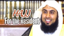 HAJJ: Lessons for the Resident - Sajid Umar