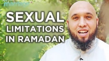Defining the Limits - Sexual Limitations in Ramadan - Tariq Appleby