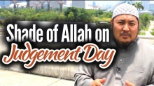 Shade of Allah on Judgement Day - AbdulBary Yahya