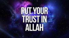 Put Your Trust in Allah - Nouman Ali Khan - Yaseen Media