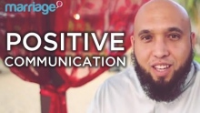 Positive Communication - Tariq Appleby