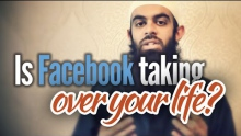 Is Facebook Taking Over YOUR LIFE? - Abu Ibraheem Husnayn
