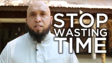 Stop Wasting Time - Tariq Appleby