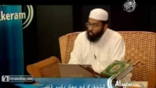 21 - Learn Tajweed with Yasir Qadhi - The Noble Emissaries (As-Safara Al-Keram)