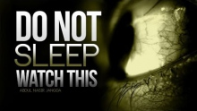 DO NOT SLEEP - Until You Watch This Video - MercifulServant