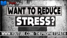 Want To Reduce Stress? ᴴᴰ | WATCH THIS!