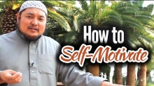 How to Self Motivate - AbdulBary Yahya