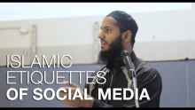 Islamic Etiquettes for Social Media