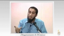 Disagreements and Divisions in Our Ummah | Nouman Ali Khan