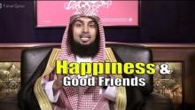 Happiness & Good Friends - Sajid Umar