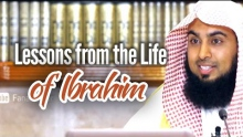 HAJJ: Lessons from the Life of Ibrahim (AS) - Sajid Umar