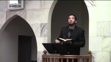 Special Qualities of Believers who Excel - Nouman Ali Khan