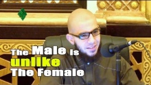 The Male is unlike The Female - Abu Mussab Wajdi Akkari