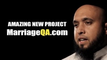 AMAZING NEW MARRIAGE PROJECT: What is MarriageQA.com - Tariq Appleby