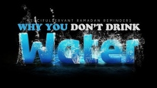 Why Don't You Drink - Sh Abdulbary Yahya
