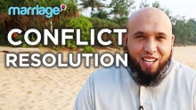 Conflict Resolution - Stop Fighting - Tariq Appleby