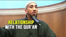 Relationship with the Qur'an - Nouman Ali Khan