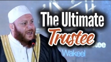 The Ultimate Trustee (Al Wakeel) - Shady Alsuleiman