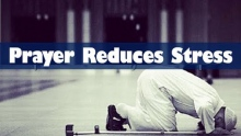 Prayer 'Salah' Reduces Stress - Mufti Menk