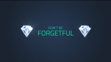 Don't Be Forgetful | Quran Gems | Kinetic Typography