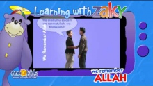 Muslim greeting | Learning with Zaky