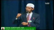 Zakir Naik get angry during debate with Hindu Scholar (Rashmi Zaveri)