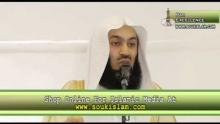Sweetness Of Imaan (Faith) - Mufti Menk