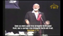 Ahmed Deedat Answer - The Prophet that confesses Jesus is the Christ is from God (1 John 4:2)!
