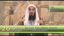 Pearls Of Peace - Episode 20 ~ Mufti Menk