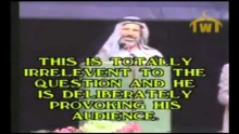 Ahmed Deedat Debate - What happened to the raised dead corpses of Matthew 27? Question to Shorrosh