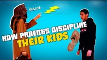 How Parents Discipline Their Kids ᴴᴰ - VERY FUNNY - MUST WATCH