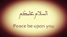 Peace Be Upon You | Muhammad Mukhtar Ash-shinqitee