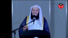 Getting to Know the Companions - Umar al Khattab (RA) by Mufti Menk