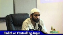 Islam 101 - Controlling Anger 2/2