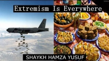 Extremism Is Everywhere - Shaykh Hamza Yusuf | Powerful