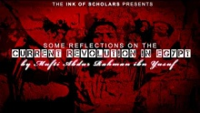 Revolution in Egypt- Mufti Abdur Rahman ibn Yusuf