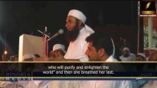 [ENG] Death of the Prophet's mother- By Maulana Tariq Jameel [Emotional]