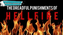 The Dreadful Punishments Of Hellfire | Powerful Islamic Reminder | BabUlJannah